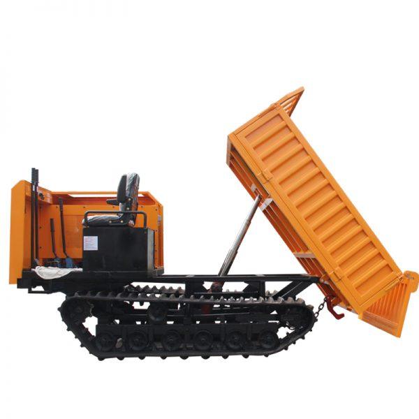 2ton self loading mini site dumper truck
