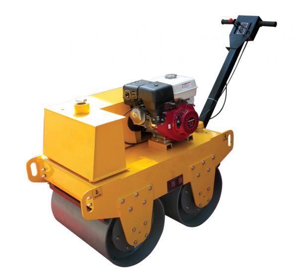 road roller with ce