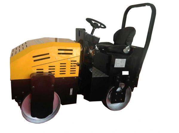 1 ton vibratory road roller