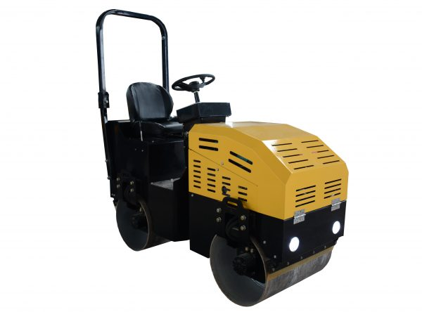 1 ton road roller compactor machine