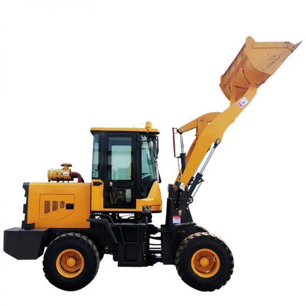 mini shovel loader