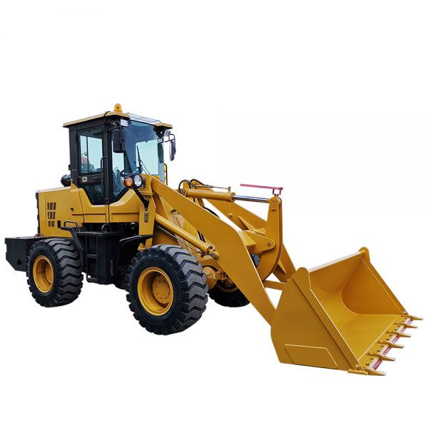 5 ton wheel loader