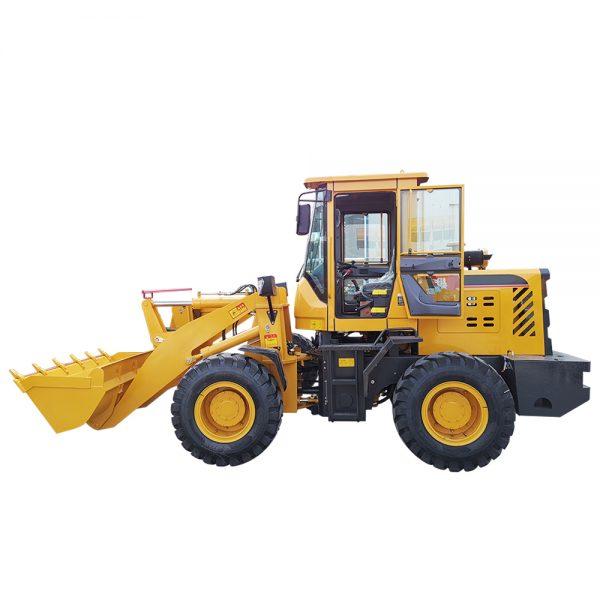 wheel loader from china