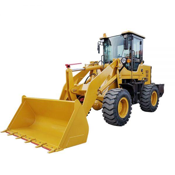wheel loader manufacturer