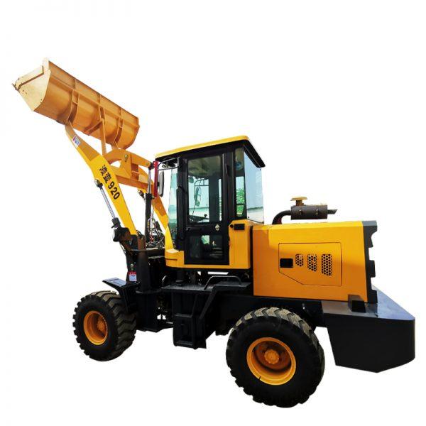 mini loader 800 kg