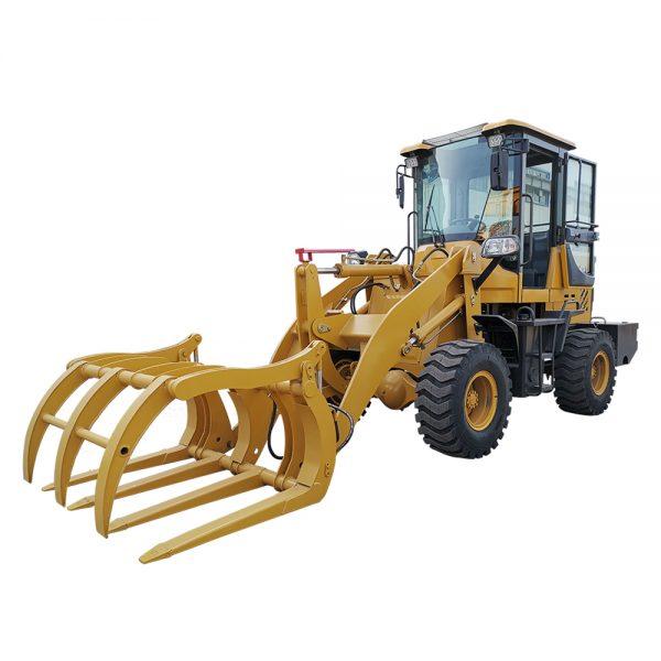 wheel loader 1.5 ton