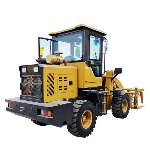 wheel loader zl918
