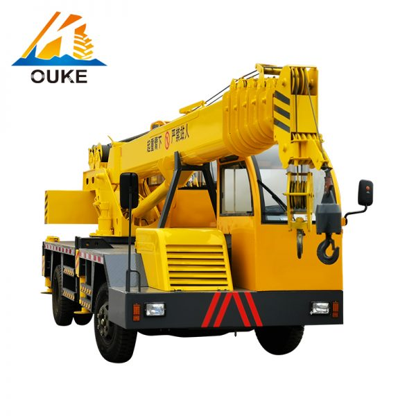8 ton truck crane for sale