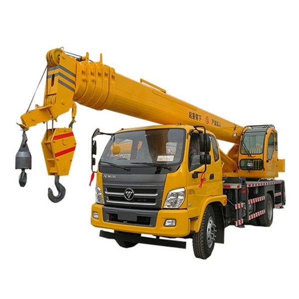 mobile crane 15 ton