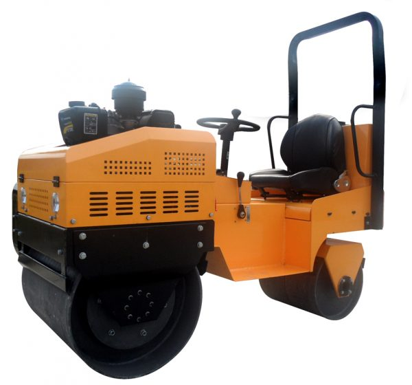 600mm drum small road roller