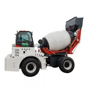 cement mixer truck price