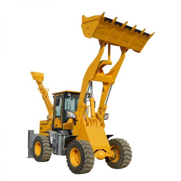 WZ25-30 multi-function backhoe loader