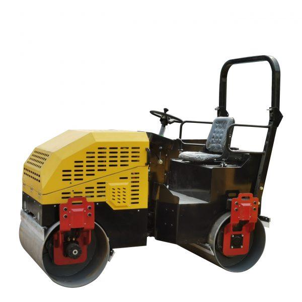 2 ton road roller compactor