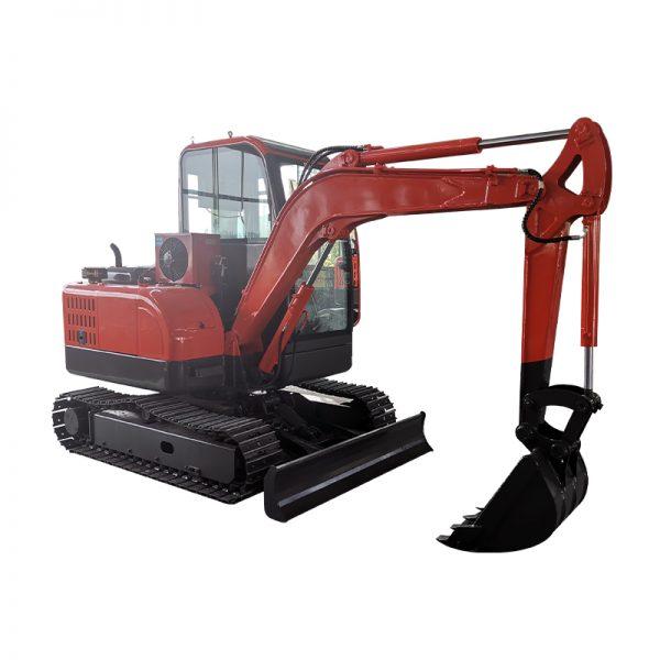 3.5ton new mini hydraulic crawler excavator