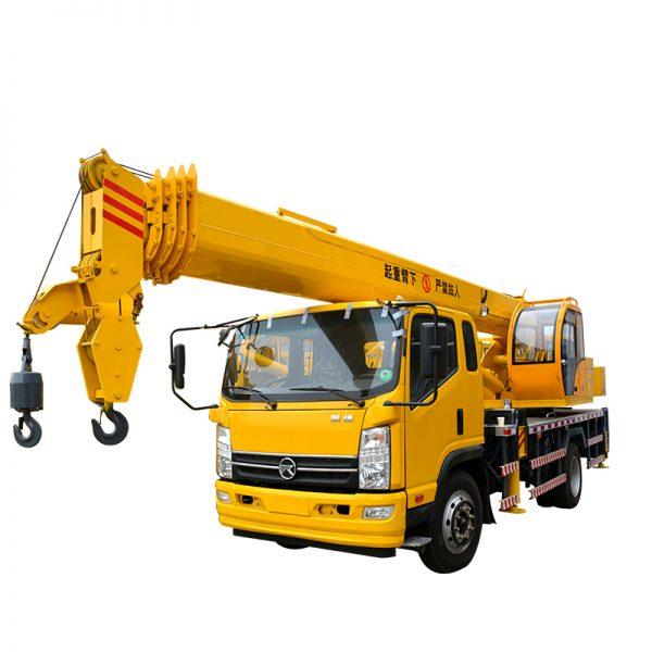 10 ton crane truck for sale