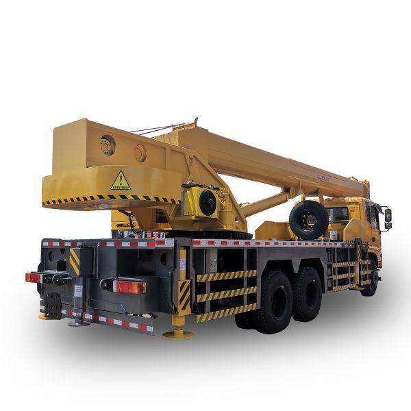 china truck crane factory