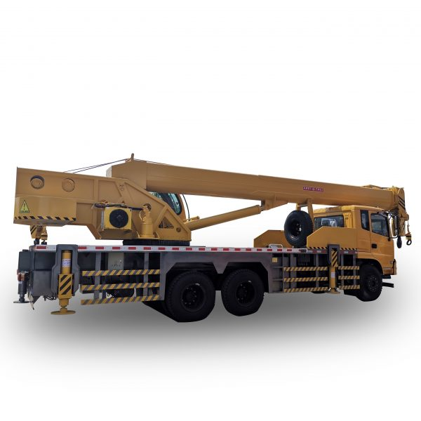 25 ton truck crane supplier