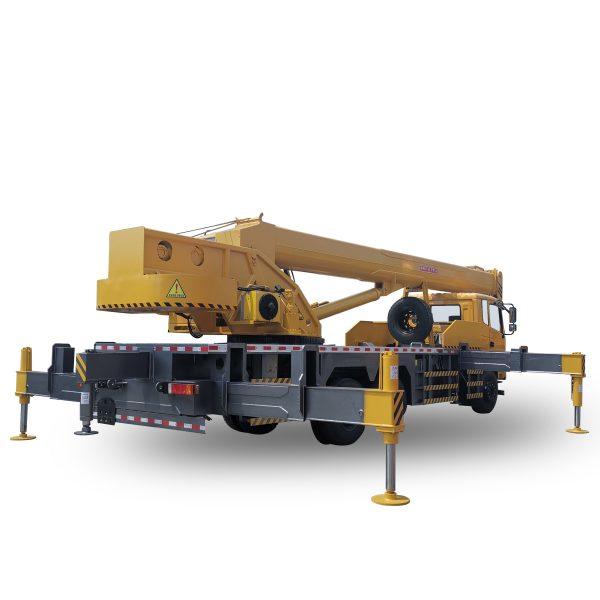 25ton truck crane