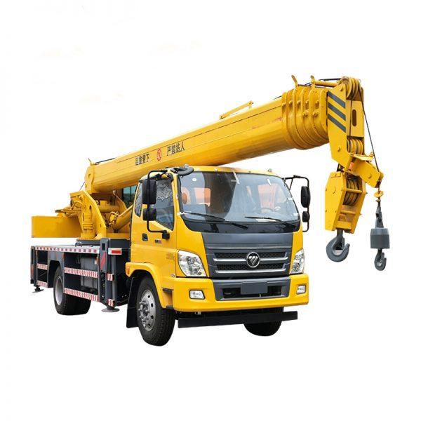 16 ton truck crane factory