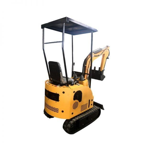1.5 Ton Mini Crawler Excavator
