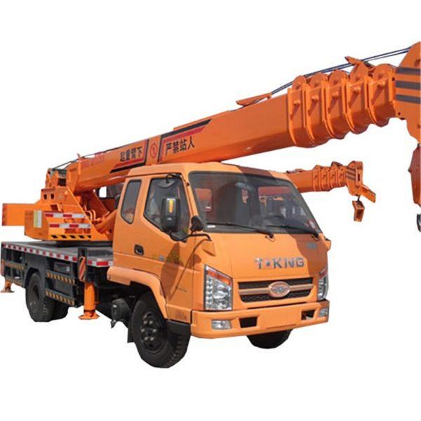 10t mobile crane