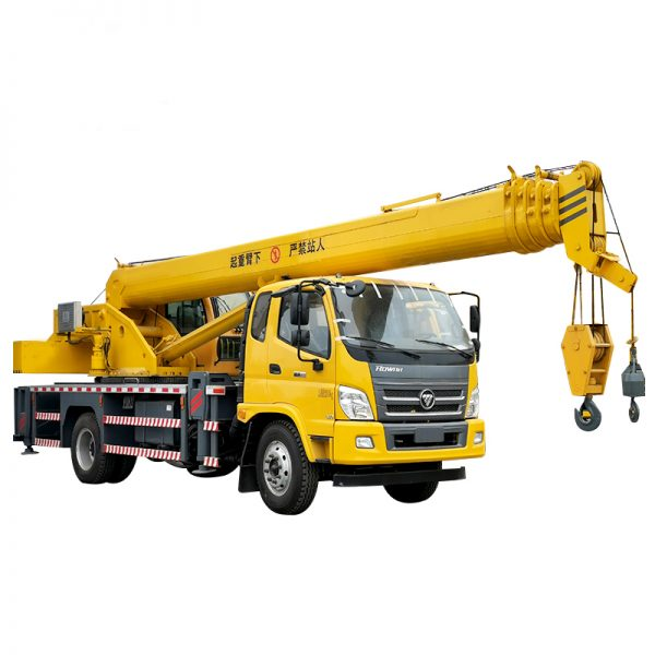 truck mounted crane for sale china price