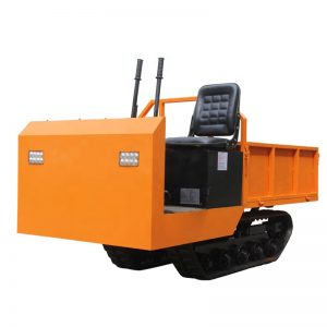 mini crawler dumper