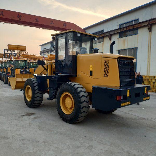 ZL950 3500kg Mini FRONT WHEEL LOADER