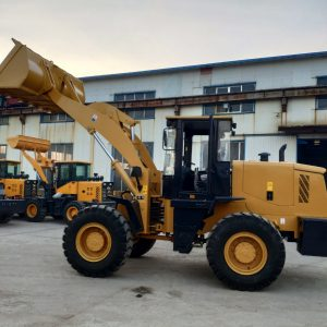 construction machinery loader supplier