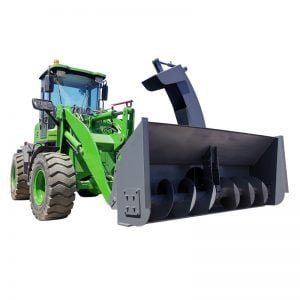 ARTICULATED MINI WHEEL LOADER ZL940