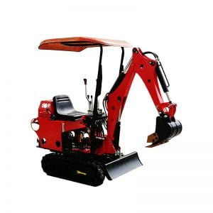 NICOSAIL Machinery: OKW08 800Kg Mini Crawler Excavator