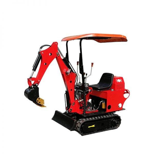 small excavator china 0.8ton
