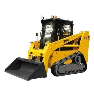 crawler skid steer loader