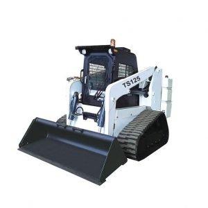 track skid loader