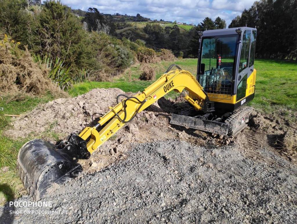 nicosail excavators